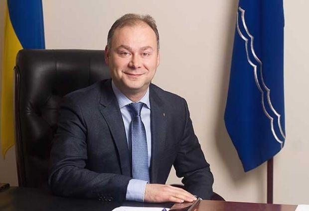 глава города Никополь - Андрей Фисак
